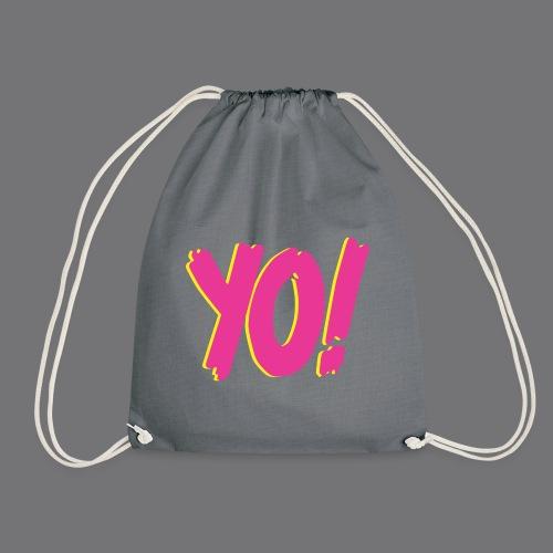 YO Tee Shirts - Drawstring Bag