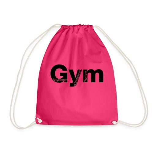 Gym Black - Turnbeutel