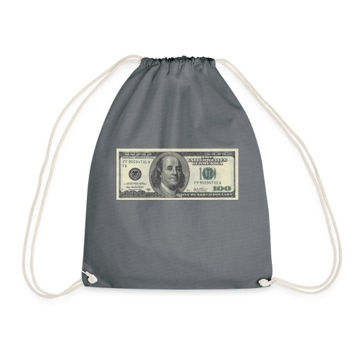 Dollar tegn box - Sportstaske