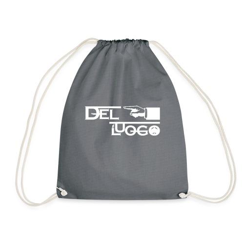 HOODIE DEL LUOGO (NERO,GRIGIO,ROSSO) - Drawstring Bag