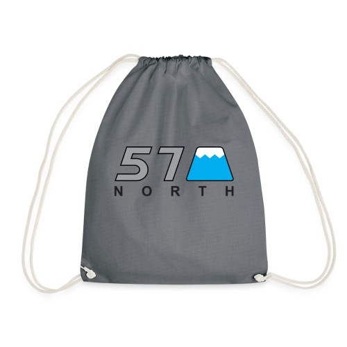 57 North - Drawstring Bag