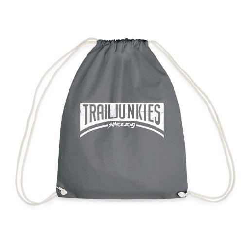 Trailjunkies2019 White - Turnbeutel