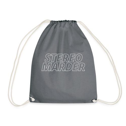 Stereomarder Minimal - Turnbeutel