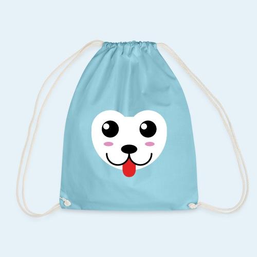Husky perro bebé (baby husky dog) - Mochila saco