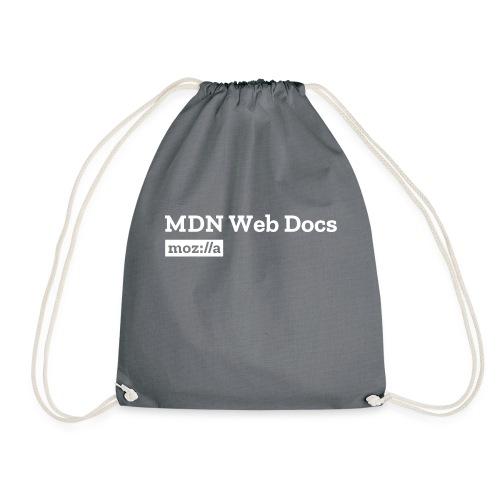 MDN Web Docs Logo - Drawstring Bag