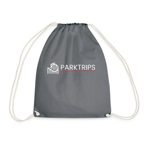 Park Trips - Logo Blanc - Sac de sport léger