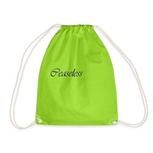 ceaseless - Drawstring Bag