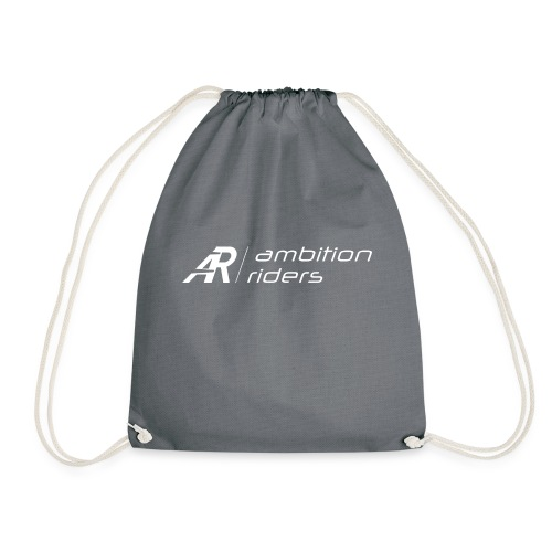 Ambition Riders white - Turnbeutel