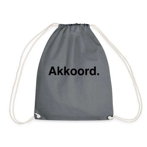 Akkoord - Gymtas