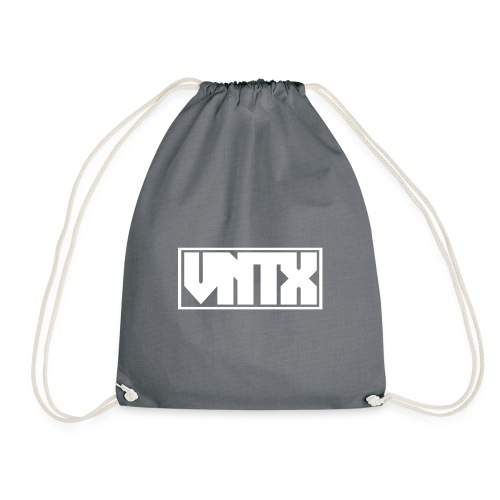 VNTX Logo Weiß - Turnbeutel
