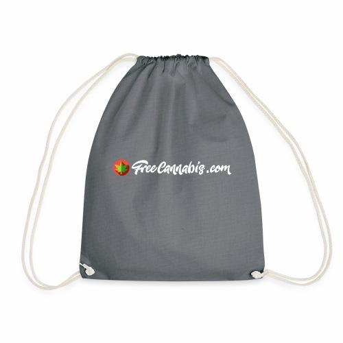 FreeCannabis.com Merchandise - Drawstring Bag