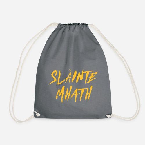 Slàinte Mhath - Schottischer Trinkspruch - Turnbeutel