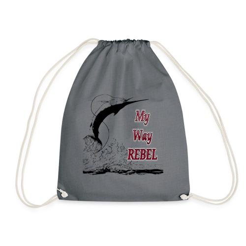 rebelfishh - Gymtas