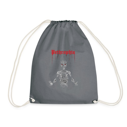 Pethrophia Skeleton - Drawstring Bag