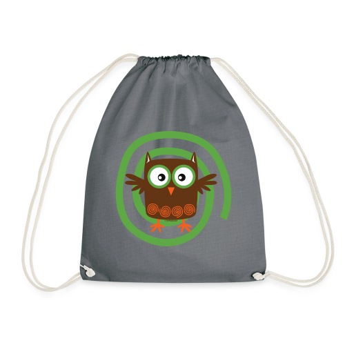 FP10-53 ORGANIC OWL - TEXTILE AND GIFT PRODUCTS - Jumppakassi