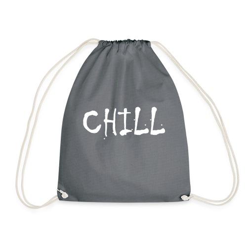Chill tshirt ✅ - Turnbeutel