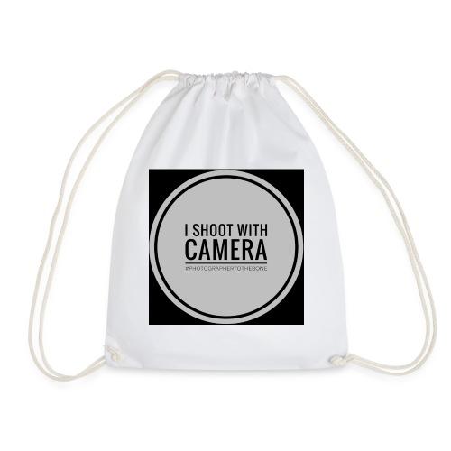 I SHOOT WITH CAMERA - Sportstaske