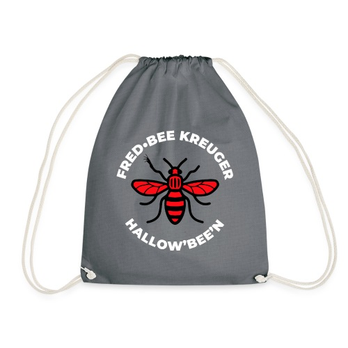 Hallow'Bee'n - Drawstring Bag