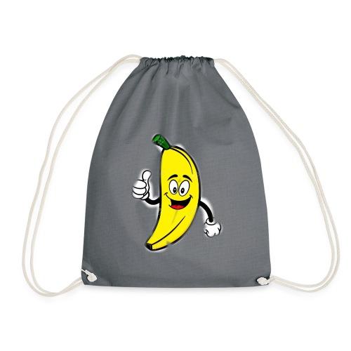 Bananen t Shirt - Turnbeutel
