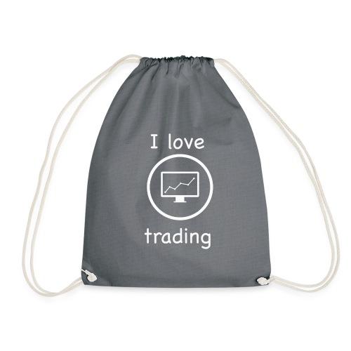 i love trading - Sacca sportiva