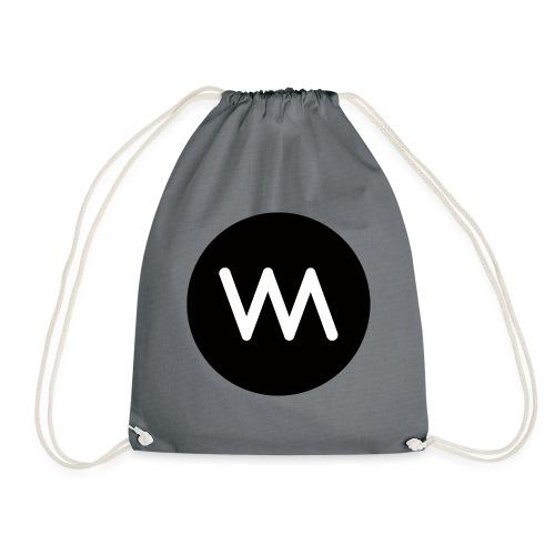 Virtual Mentor Icon - Drawstring Bag