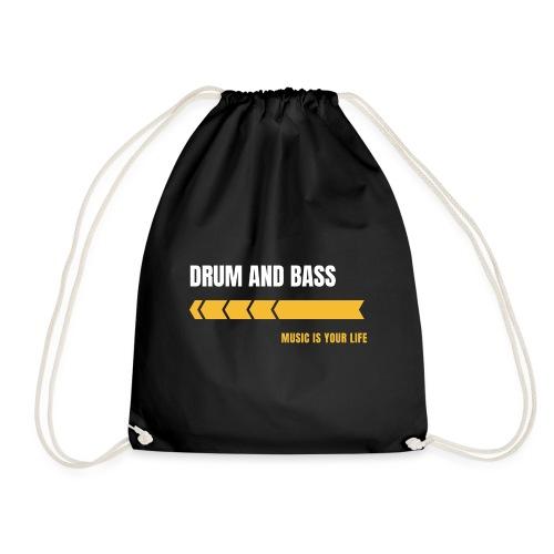 Drum & Bass - Sacca sportiva