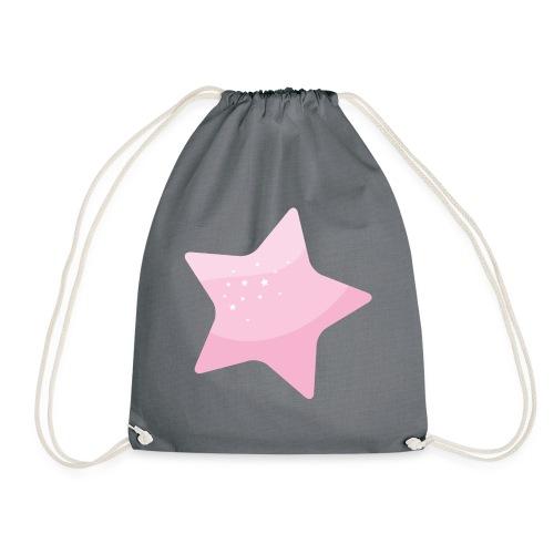 Star pink - Mochila saco
