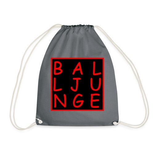 Balljunge - Turnbeutel