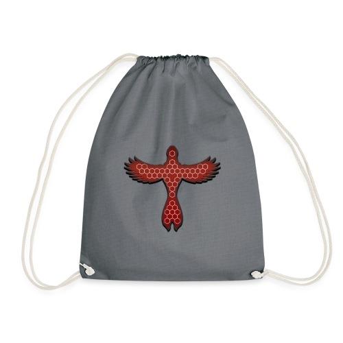 Buwlink • Red - Drawstring Bag