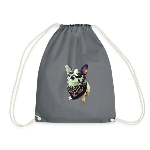 Bandana Dog - Drawstring Bag