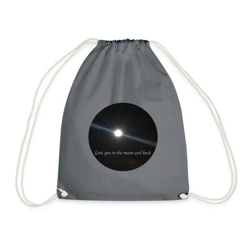 Fullmooncircle - Drawstring Bag