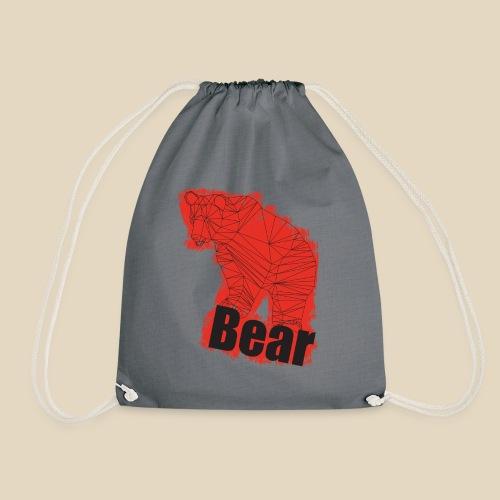 Red Bear - Sac de sport léger