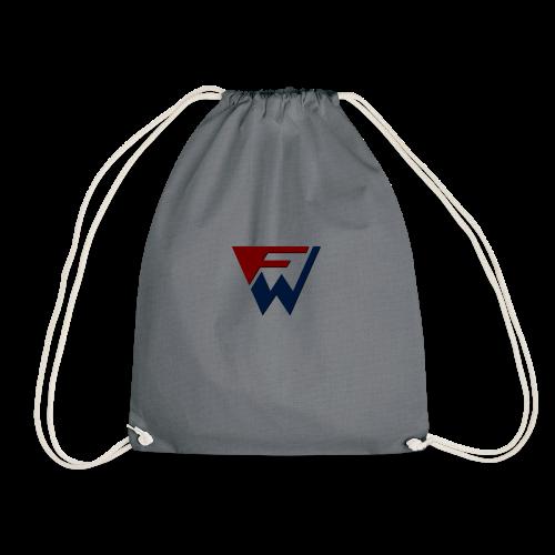 FW Logo - Drawstring Bag