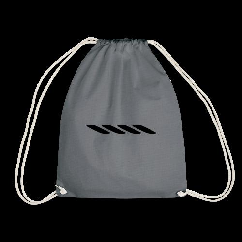 Rope With Bite Logo - Drawstring Bag