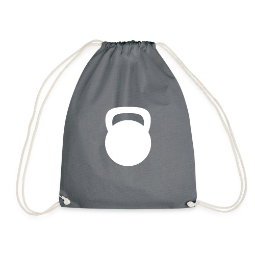 KB White 600x600mm - Drawstring Bag