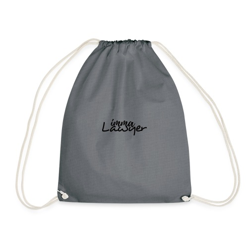I am going to be a Lawyer - Drawstring Bag