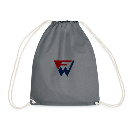 FW Logo - Drawstring Bag