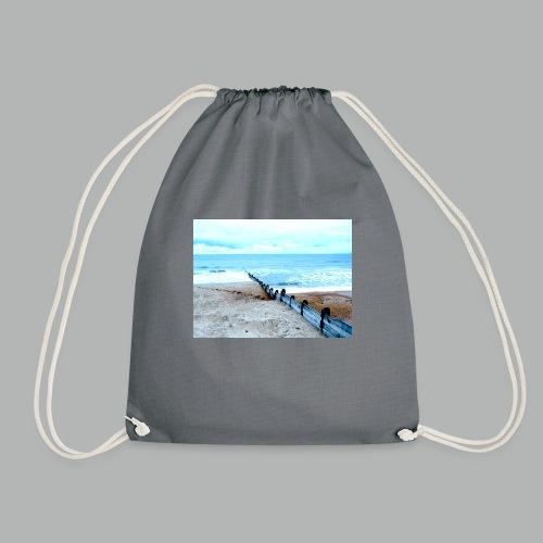 Sea view - Drawstring Bag