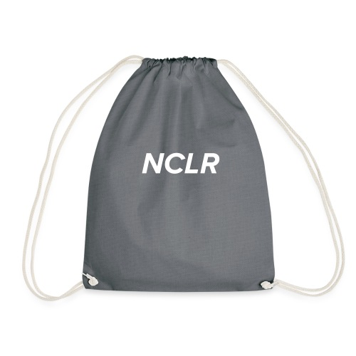 nclr white on black - Gymtas
