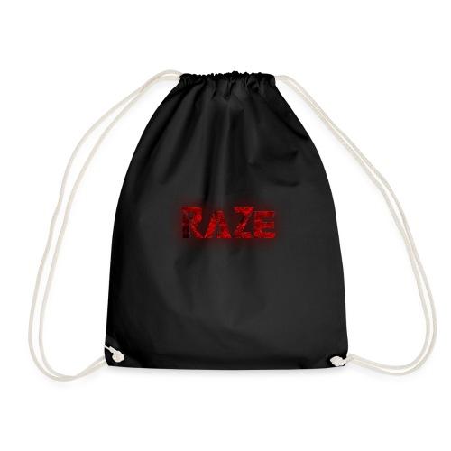 RaZe Logo - Drawstring Bag