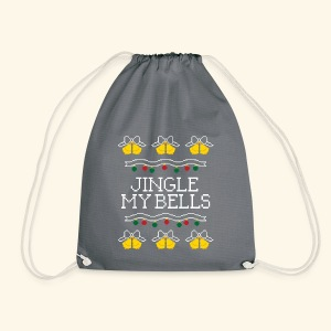 JINGLE MY BELLS coloured - Gymbag
