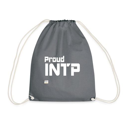Proud INTP (MBTI) blanc - Sac de sport léger