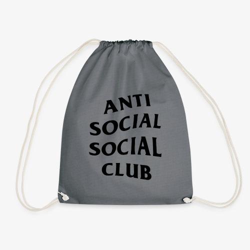 antisocialclub - Gymnastikpåse