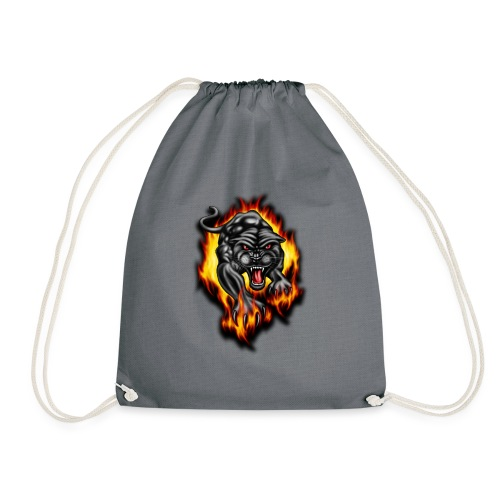 Panther - Drawstring Bag