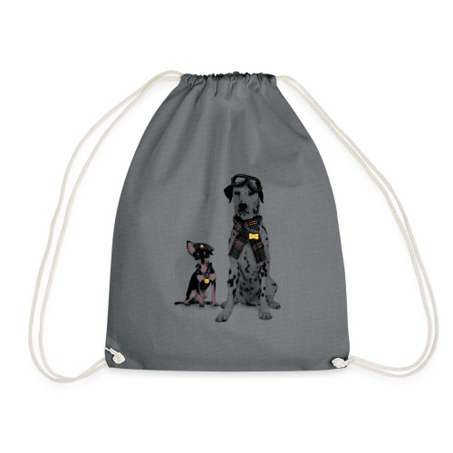 dogs - Drawstring Bag