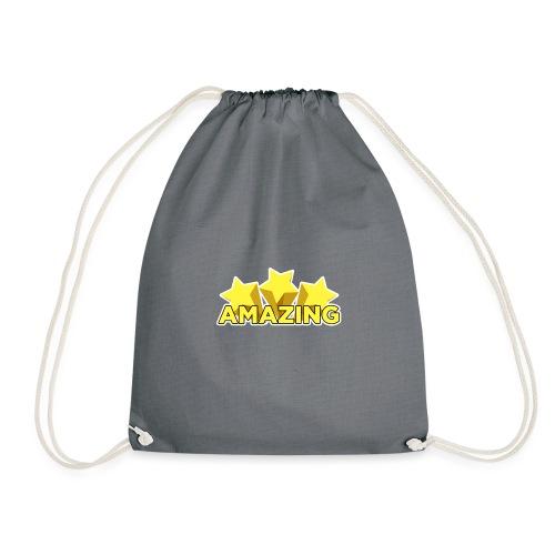 Amazing - Drawstring Bag