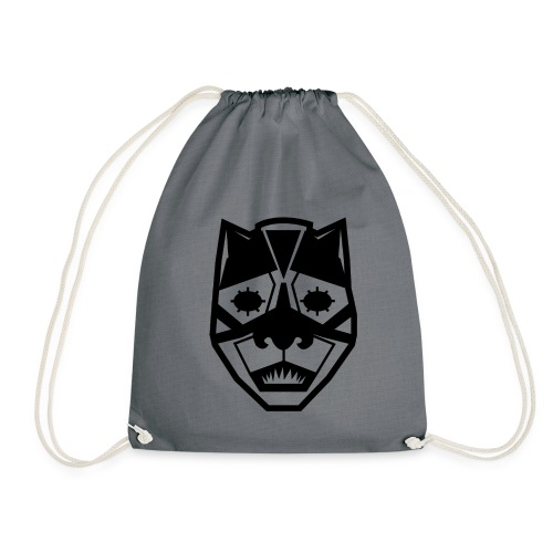 Mask Black - Sacca sportiva