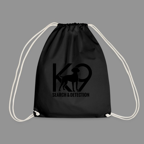 K-9 German Shorthaired Pointer - Drawstring Bag
