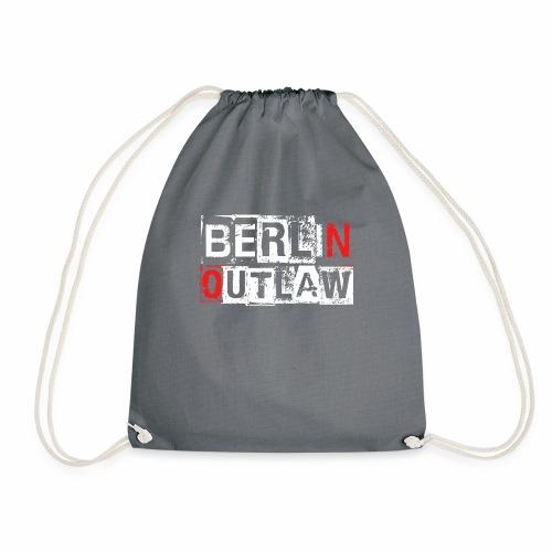 Berlin Outlaw Underground Gangster - Turnbeutel