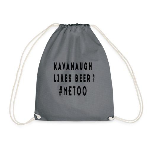 kavanaugh likes beer funny T-shirt - Mochila saco